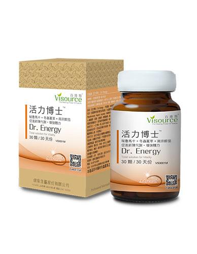 【百維斯】活力博士(30顆/罐)
